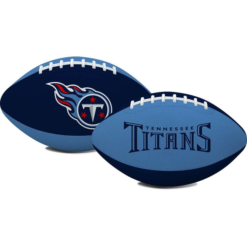 Tennessee Titans Hail Mary Mini Rubber Football