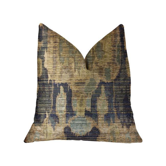 Plutus Pbra2311 2424 Dp Bear Valley Green Luxury Throw Pillow 44 24 X 24 In Walmart Canada