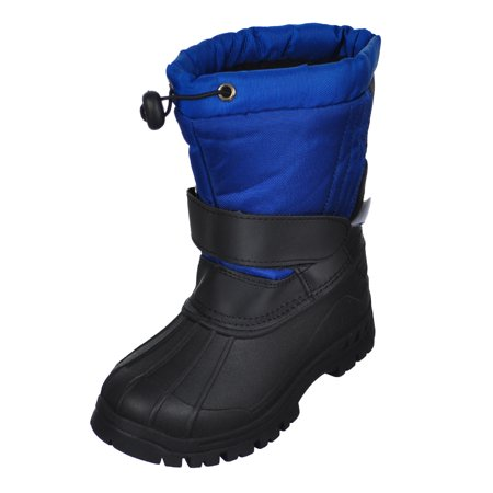 Ice20 Boys' Winter Boots (Sizes 5 - 7) (Male Ski Boots)