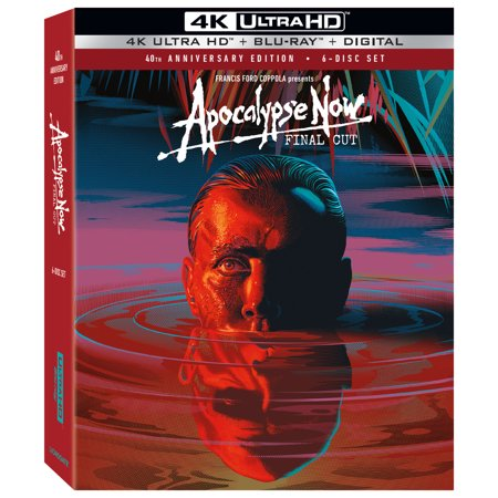 Apocalypse Now: Final Cut (4K Ultra HD + Blu-ray)