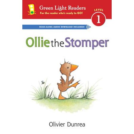 Ollie the Stomper (Reader) - Ollie The Ostrich