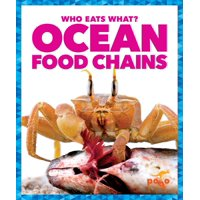 Who Eats What?: Ocean Food Chains (Hardcover)