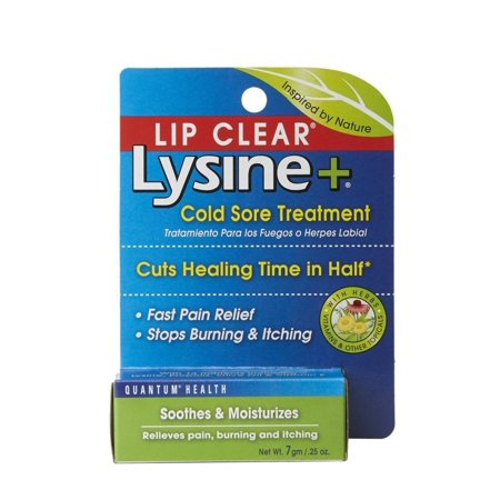 Lip Clear Lysine+ Ointment 7g (Best Otc Canker Sore Treatment)