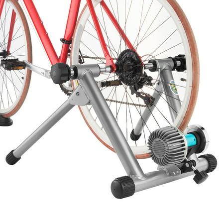 RAD Cycle RoboMag Bike Trainer Indoor Bicycle Exercise Indoors Fluid Trainer