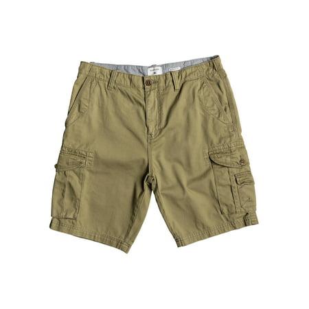b47b8f26ff Quiksilver - Quiksilver Men's Crucial Battle Cargo Shorts - Walmart.com