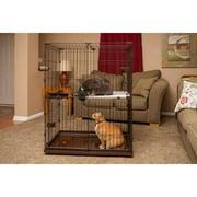 IRIS 2-Tier Small Animal Wire Cage