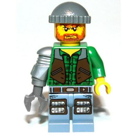 Leg Jack (LEGO Minifigure - Monster Fighters - JACK MCHAMMER)