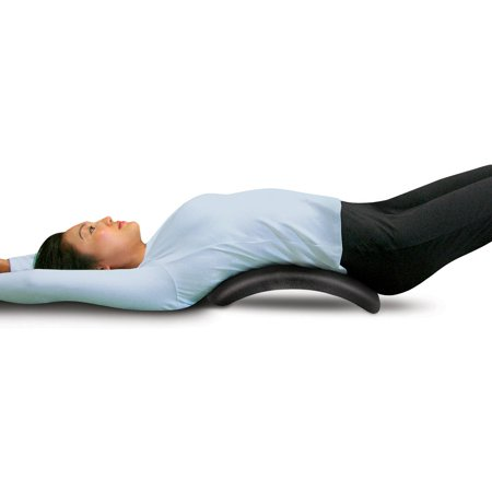 North American Health   Wellness Back Stretcher  Black  Jb4866