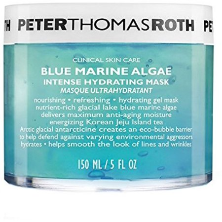 Peter Griffin Mask (Peter Thomas Roth Blue Marine Algae Intense Hydrating Face Mask, 5)