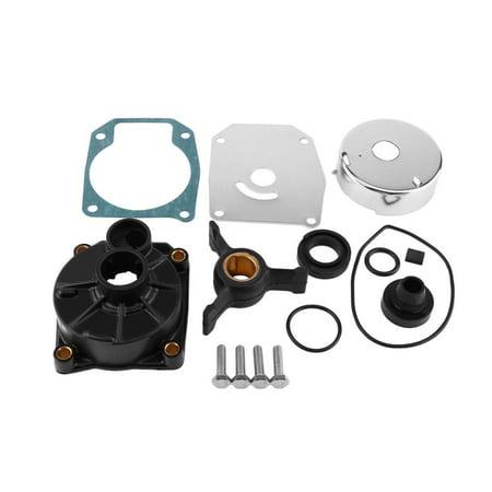 Ashata 1 Set Water Pump Repair Impeller Kit  For Johnson Evinrude 40 48 50 HP Outboard Motors 438592,Water Pump Kit, (10 Hp Outboard Motor For Sale Used)