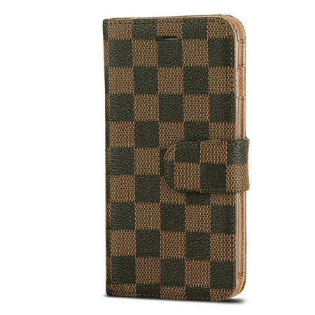 Premium Wallet Case with Strap for Apple iPhone 6 and iPhone 6S 4.7