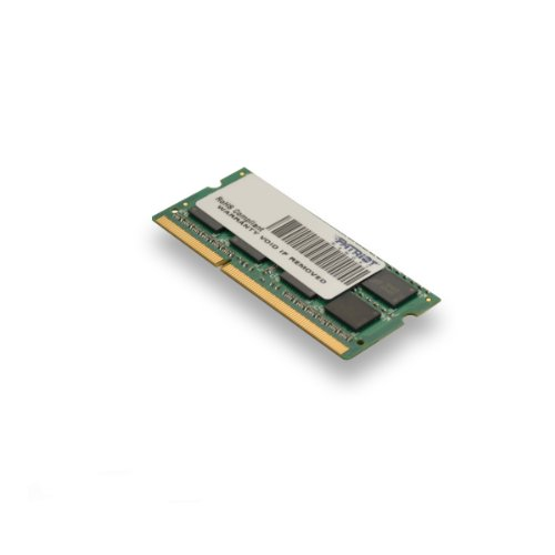 Patriot Memory Signature Psd34g13332s Ram Module - 4 Gb (1 X 4 Gb) - Ddr3 Sdram 1333 Mhz Ddr3-1333/pc3-10600 - Non-ecc - Unbuffered - 204-pin Sodimm