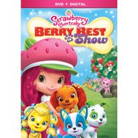 Strawberry Shortcake: Berry Best in Show (DVD)