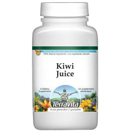 Kiwi Juice - Kiwi Juice Powder (4 oz, ZIN: 520634) - 2-Pack