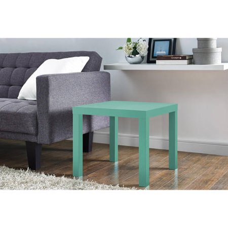 Mainstays Parsons End Table, Multiple Colors