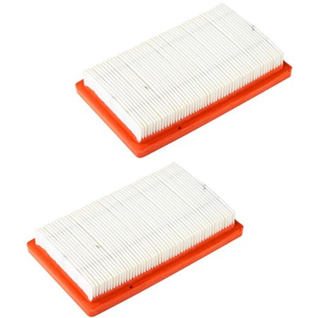 Kohler (2 Pack) 14 083 01-S1 Engine Air Filter Includes (2) 1408301-S1 FiltersNew, Bulk PackedGenuine OEM Replacement Part # 1408301-S1-2PKConsult owners manual for proper part number identification and proper installationPlease refer to list for compatibilityCompatible with the following: Troy-Bilt: 12AI86K1066 Lawn Mower 12AI86K2266 Lawn Mower, 12AI83K1066 Lawn Mower 12AI83K2266 Lawn Mower, Toro: 20099 Lawn Mower, MTD: 11A-414A065 Push Lawn Mower 11A-414S265 Push Lawn Mower, 11A-414A020 Push Lawn Mower 11A-414E000 Push Lawn Mower, 11A-414E029 Push Lawn Mower 11A-414R229 Push Lawn Mower, 11A-414S220 Push Lawn Mower, Kohler: XT149-0311 3.8 HP XT149-3312 Single Cylinder, Air Cooled, Four Cycle, OHV