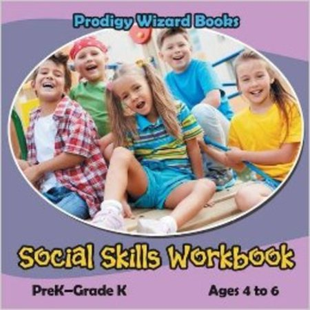 Social Skills Workbook Prek-Grade K - Ages 4 to 6