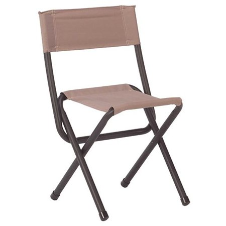 Coleman Portable Outdoor Camping and Hunting Woodsman II Folding Chair Stool ()