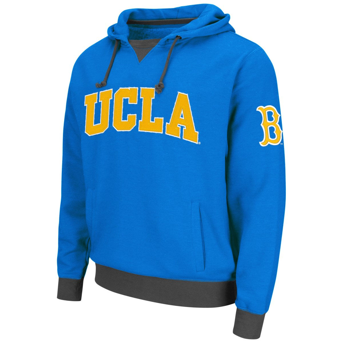 "UCLA Bruins NCAA ""Flurry"" Pullover Hooded Men's Sweatshirt"