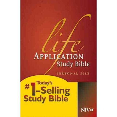 Life Application Study Bible: New International Version, Personal Size Edition
