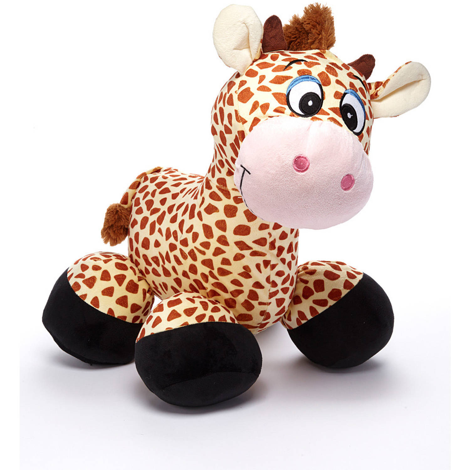 "AIR 26"" Stuffed Plush Bubble Giraffe"