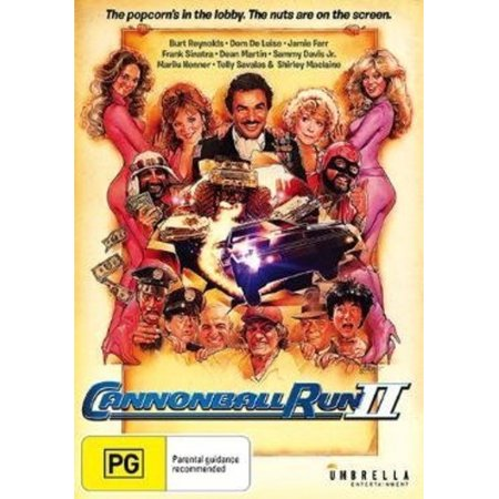 Cannonball Run II (DVD)