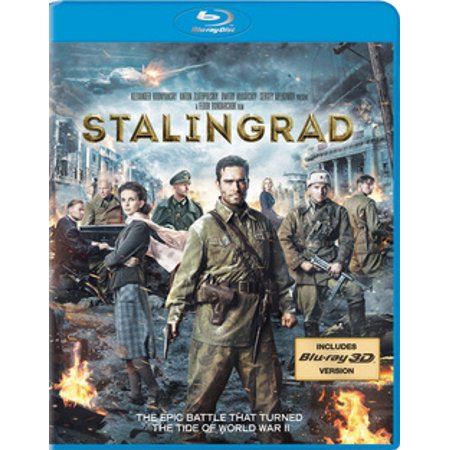 Stalingrad (Blu-ray) (Red Orchestra 2 Heroes Of Stalingrad Single Player)