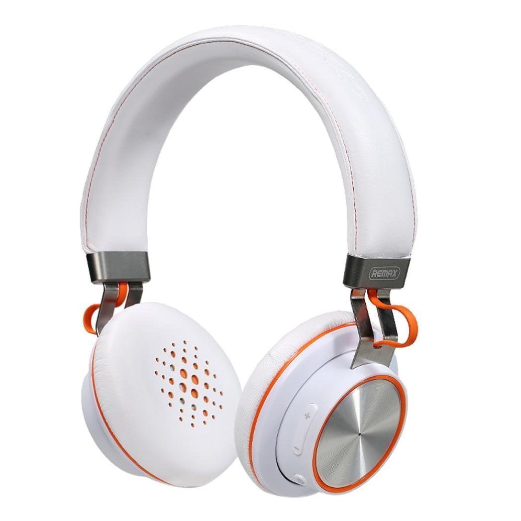 Remax 195HB Wireless Headphones Stereo Bluetooth 4.1 Head...