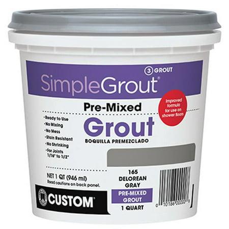Qt Sandstone Pre Mixed Grout