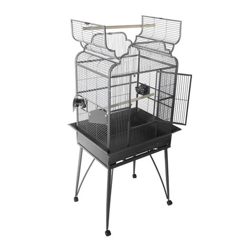 A&E Cage Co. Large Victorian Dome Top Bird Cage by A&E Cage Co.