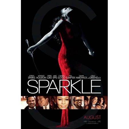 Sparkle  2012  27X40 Movie Poster