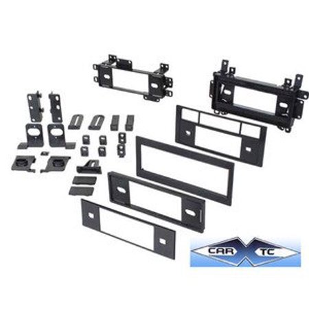 stereo install dash kit mercury cougar 86 87 88 car radio. Black Bedroom Furniture Sets. Home Design Ideas