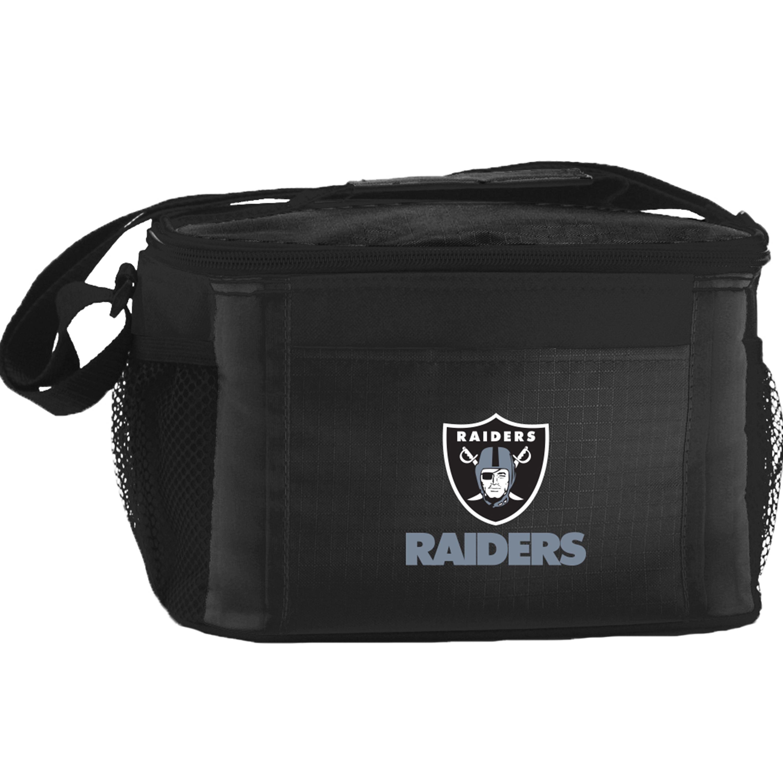 Oakland Raiders - 6pk Cooler Bag