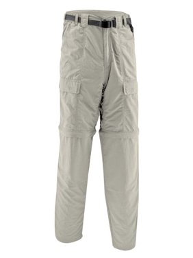 2d3ca9fc69f4b6 Product Image White Sierra Men's Trail Convertible Pants