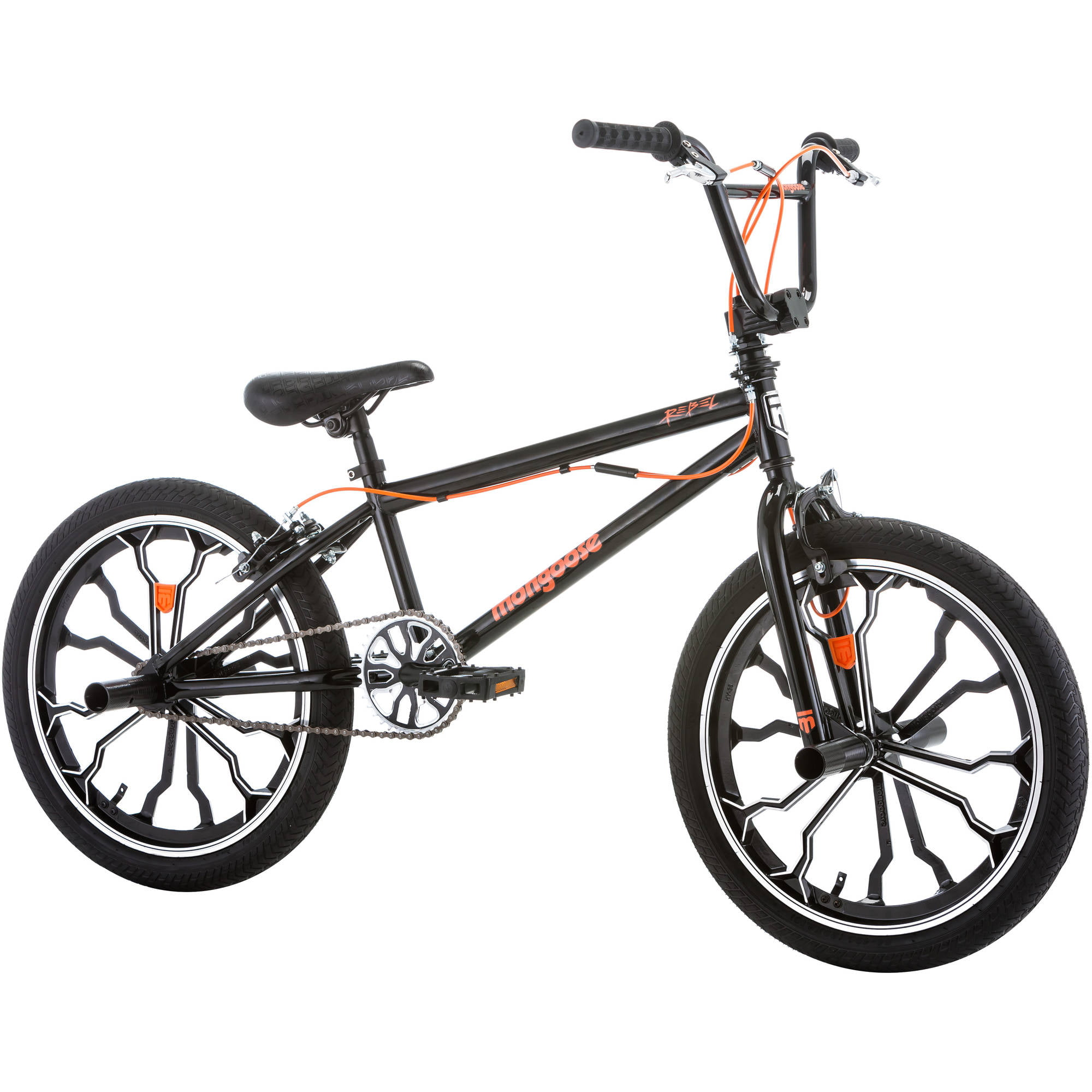 20 Mongoose Rebel Freestyle Boys Bmx Bike