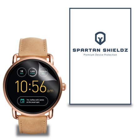 6X - Spartan Shield Premium HD Screen Protector For Fossil Q Wander - 6X for $<!---->