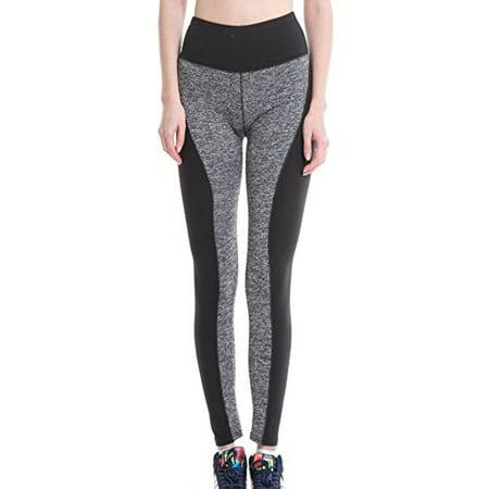 LELINTA Women's High Waist Yoga Pants Leggings Ultra Soft Elastic Fitness Power Tight Casual Yoga Pants