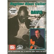 Stefan Grossman's Guitar Workshop Audio: Ragtime Blues Guitar of Rev. Gary Davis: Arranged for Fingerstyle Guitar (Other)