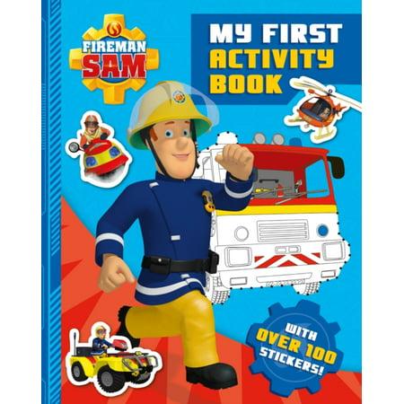 Fireman Merchandise (Fireman Sam : My First Activity)