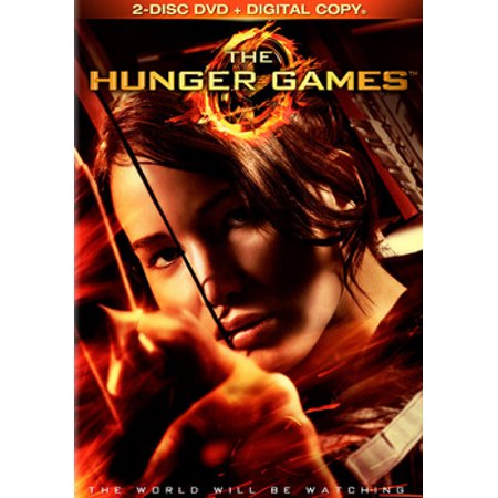 The Hunger Games (2-Disc DVD) - Hunger Games Themed Games