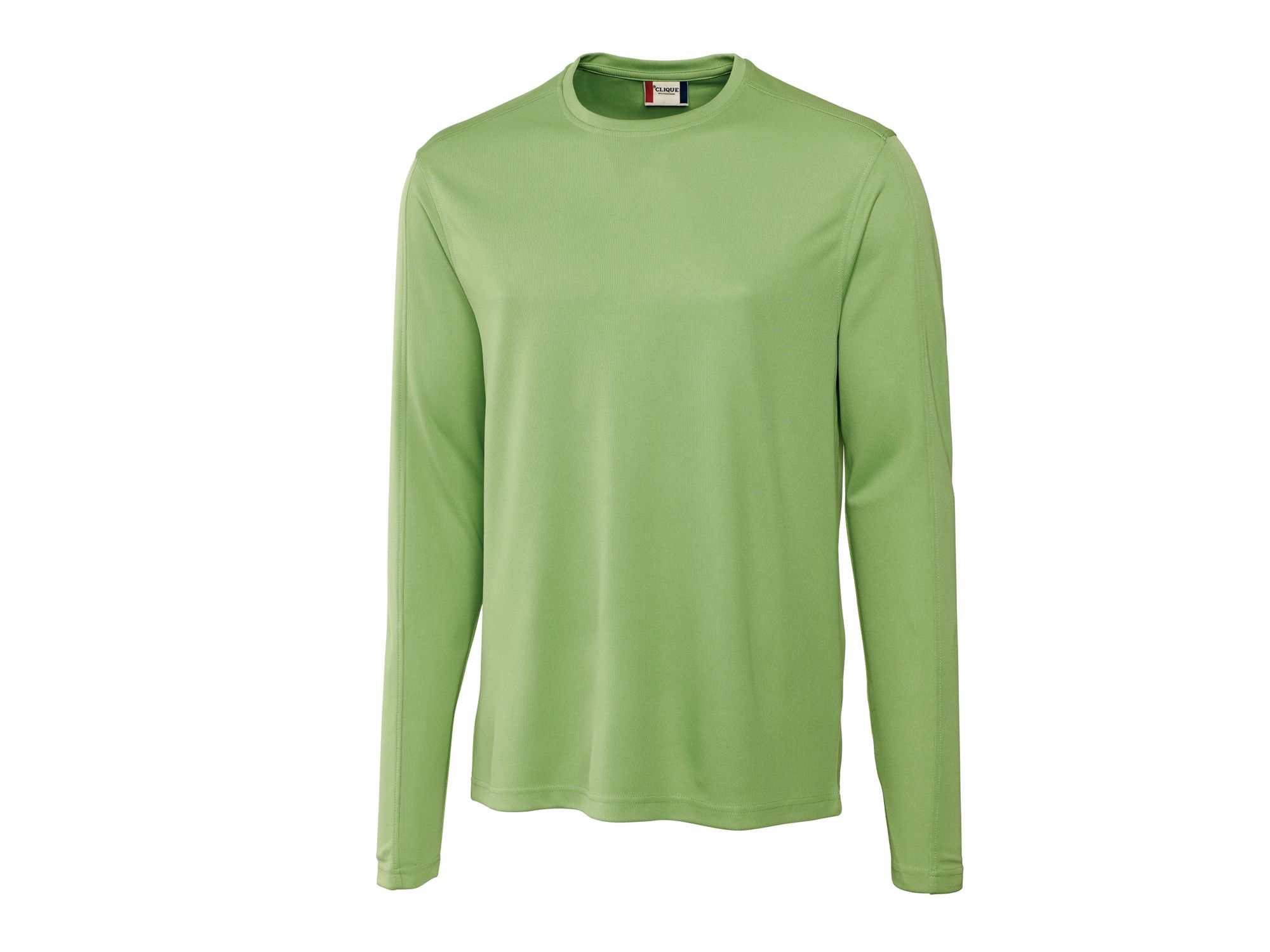 Clique Mens Long-Sleeve Ice Performance Tee