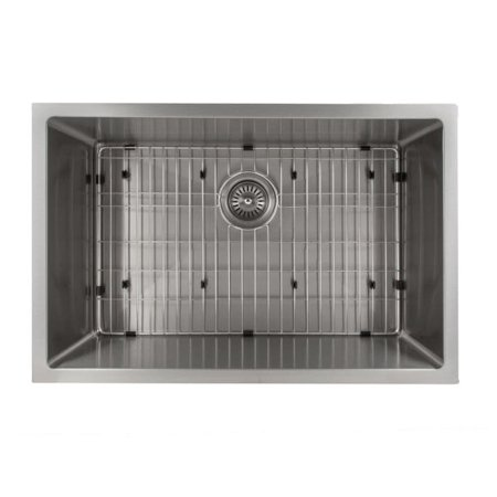 Zline Kitchen and Bath  30 Inch Undermount Single Bowl Sink in Stainless Steel ()