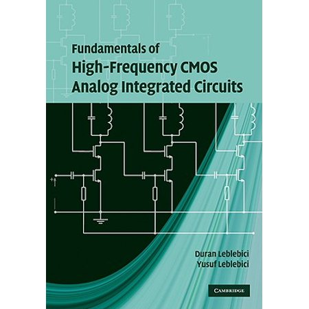 Fundamentals of High-Frequency CMOS Analog Integrated -