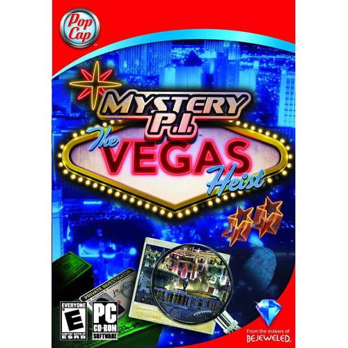 Mystery P.I. The Vegas Heist (PC) (Digital Code)