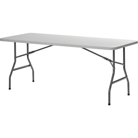 Sandusky 72  X 30  Plastic Folding Table  White