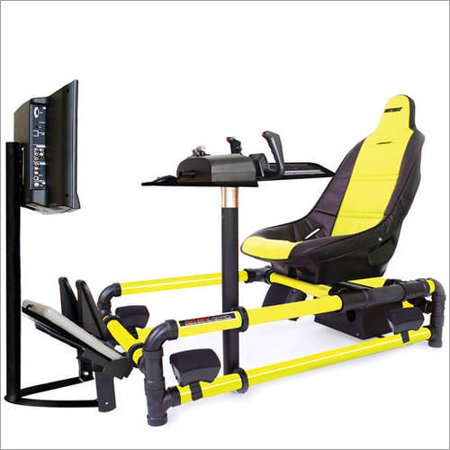 Hotseats Flight Simulator Trx Game Chair With 23