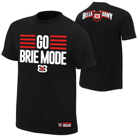 Official WWE Authentic Brie Bella