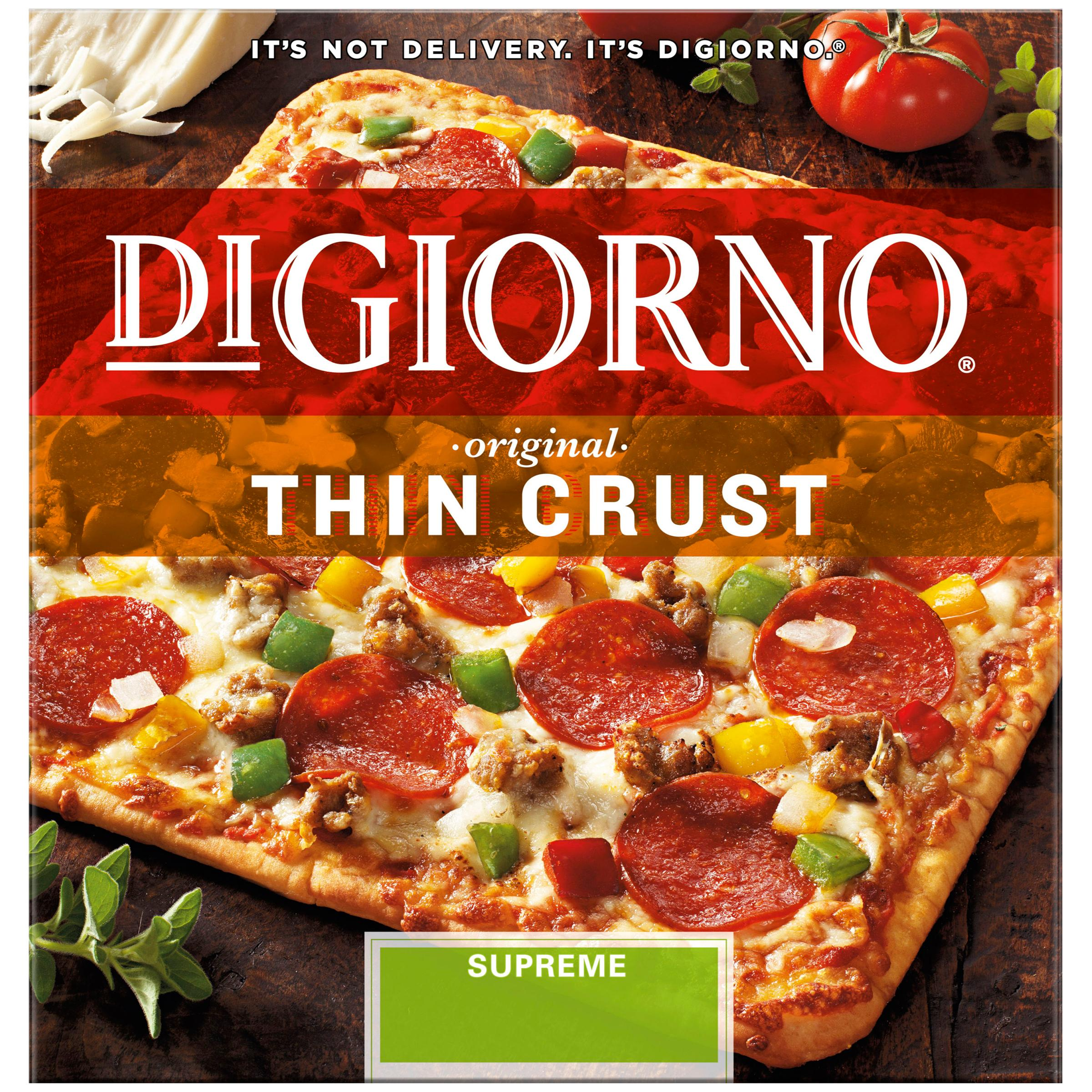 how to make thin crust pizza
