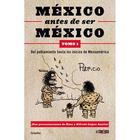 México antes de ser México - eBook