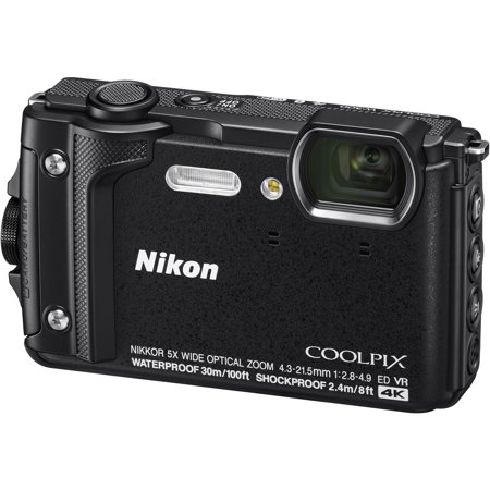 Nikon Coolpix W300 Digital Camera - Black